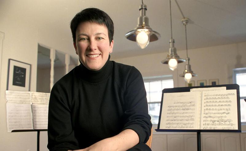 Composer Jennifer Higdon