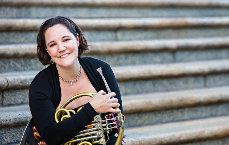 Philadelphia Orchestra Principal Horn Jennifer Montone and several of her colleagues are taking action to raise funds for Syrian refugees in the Philadelphia area.