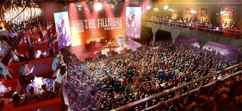 The Fillmore, Philadelphia