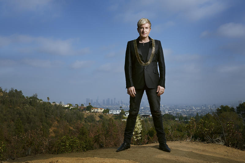 Pianist Jean-Yves Thibaudet in Los Angeles.