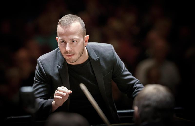 Philadelphia Orchestra Music Director Yannick Nézet-Séguin