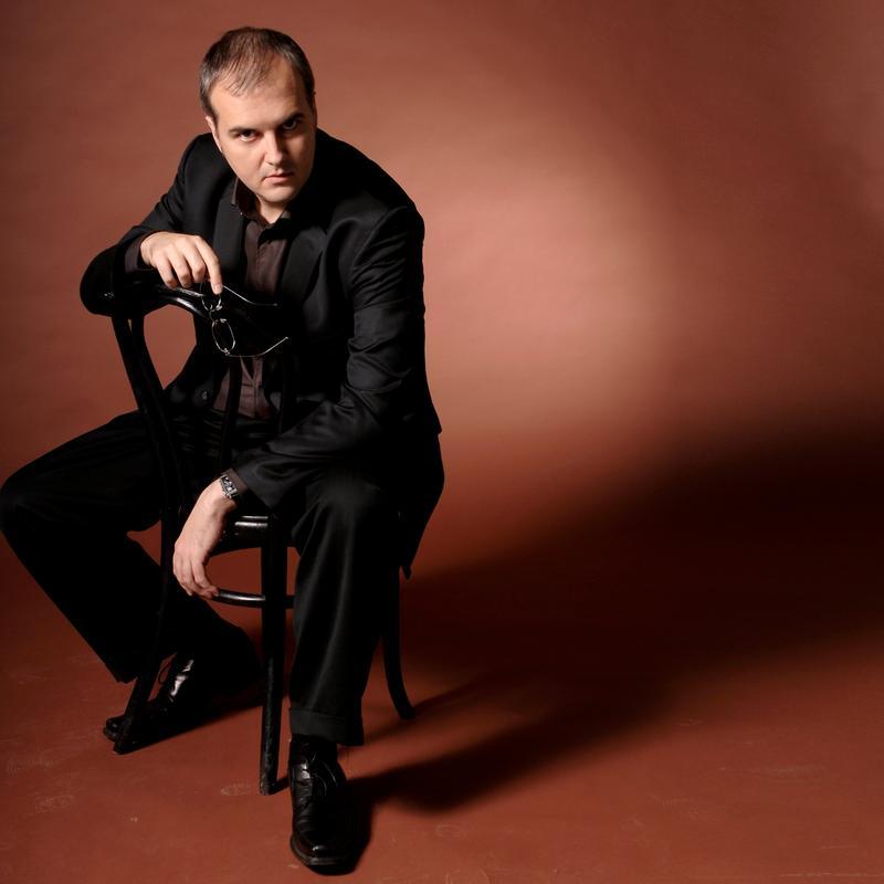 Pianist Nicholas Angelich