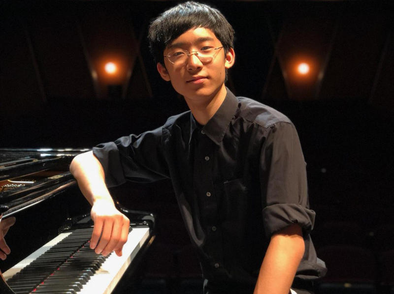 Pianist Chris Jung