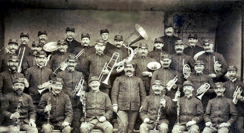 The Allentown Band, 1887
