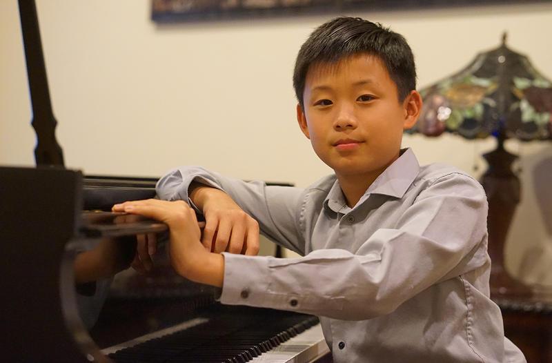 Pianist Nathan Jiang