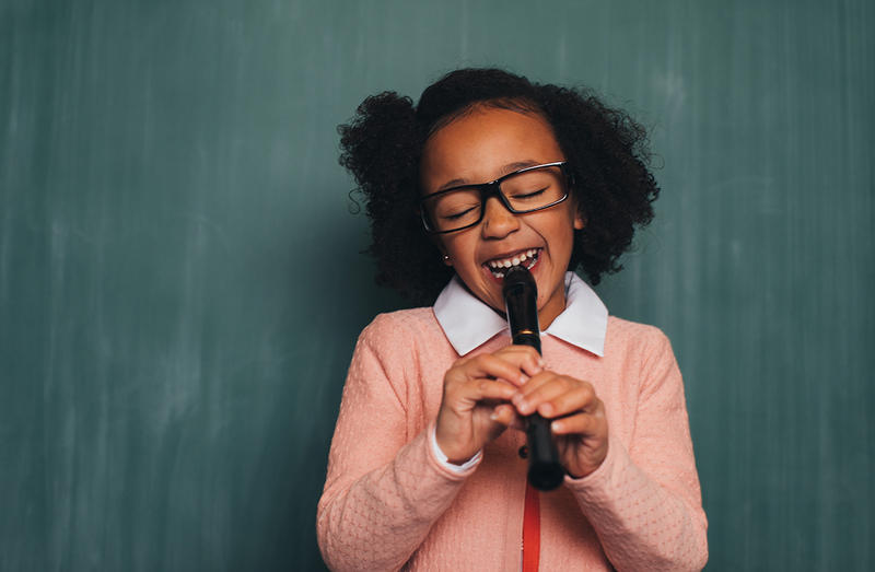 Become a  new sustaining member or increase your current monthly contribution by October 5th and WRTI's staff members will personally donate funds for a student in the School District of Philadelphia to receive a recorder in your honor.