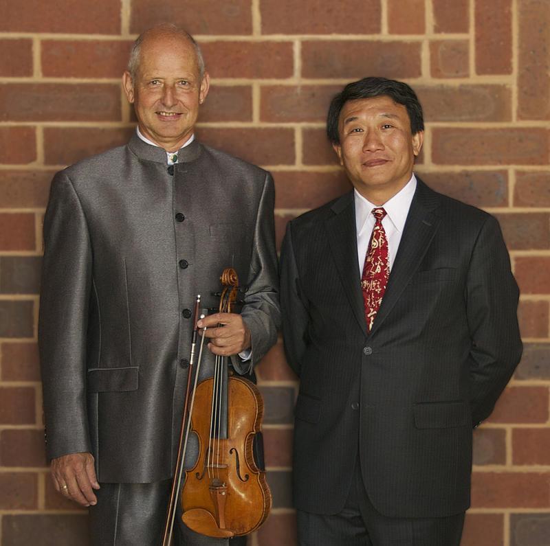 Simon Mauer and Xun Pan