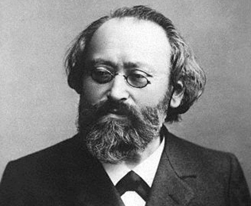 Composer Max Bruch (1838 to 1920)