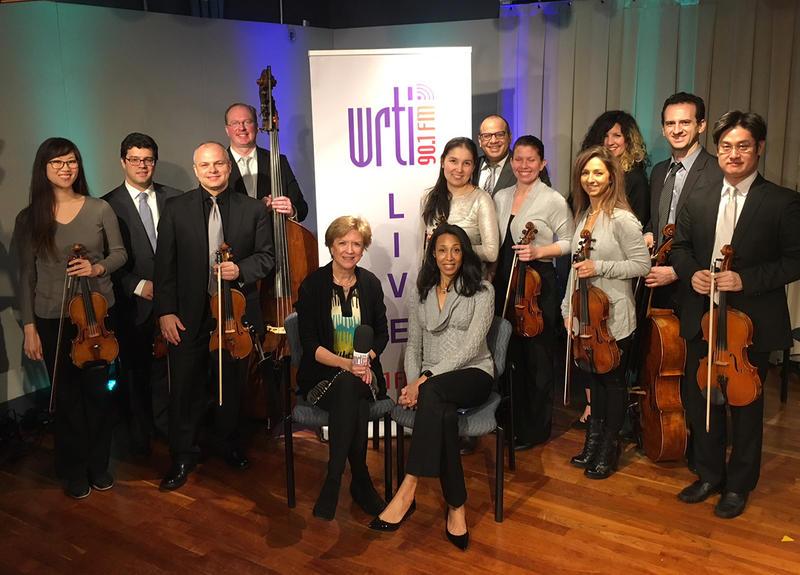Black Pearl Chamber Orchestra at WRTI