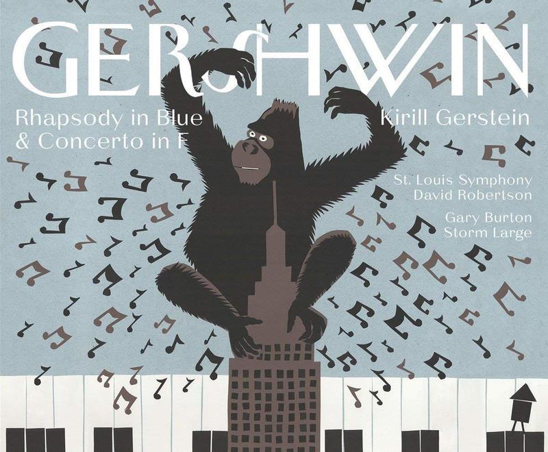 The Gershwin Moment: Rhapsody in Blue & Concerto in F