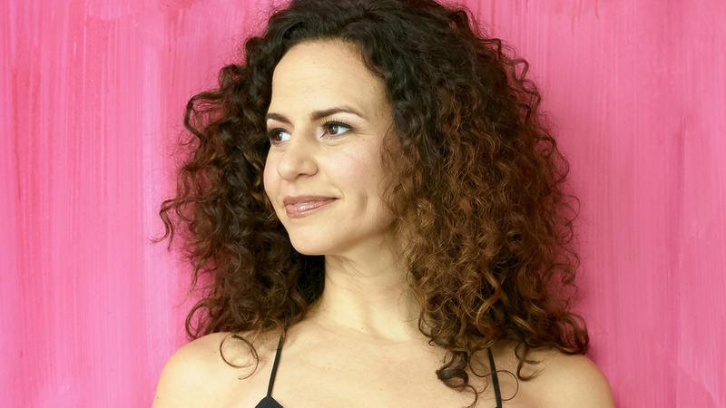 Singer Mandy Gonzalez
