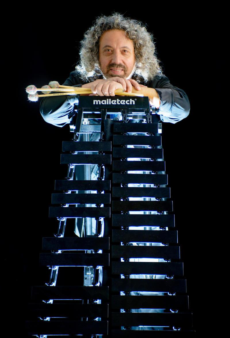Vibraphonist Tony Miceli