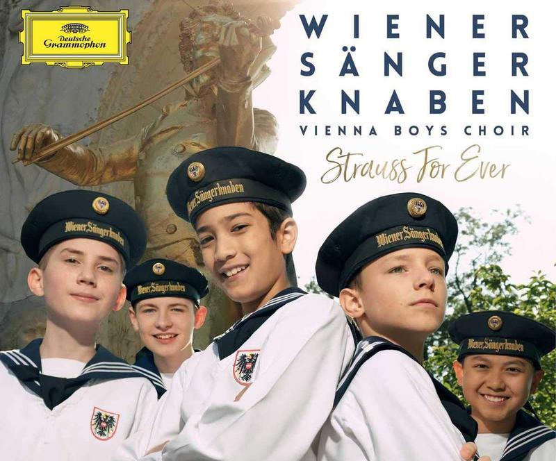 The Vienna Boys Choir: Strauss For Ever