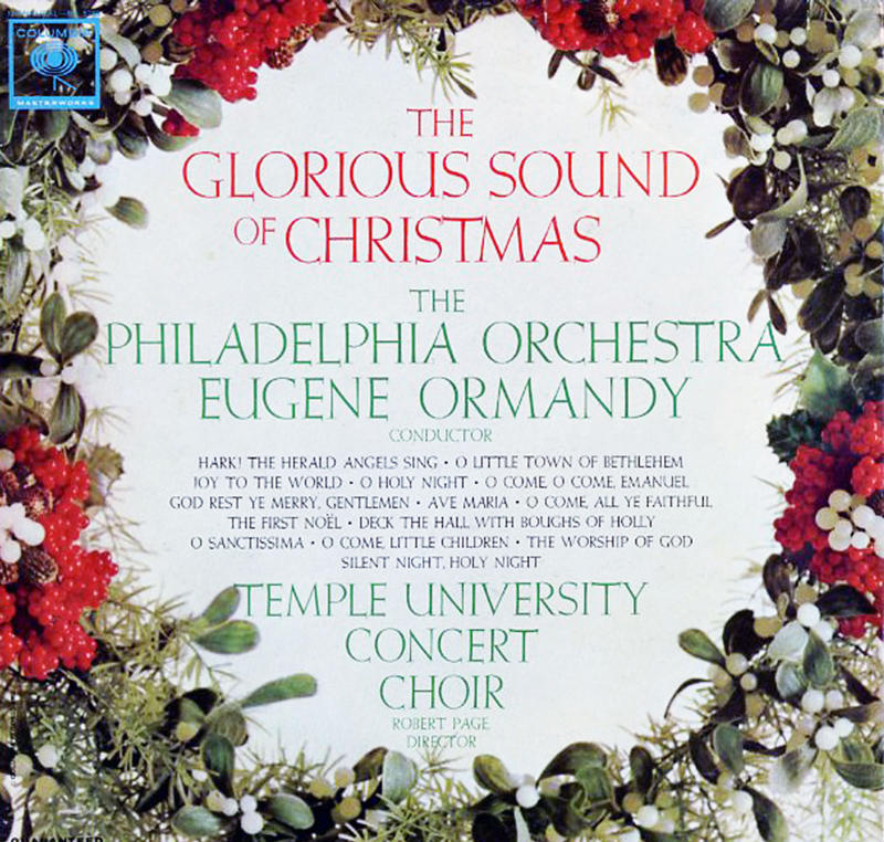 The Philadelphia Orchestra's Glorious Sound of Christmas Concert on WRTI 90.1