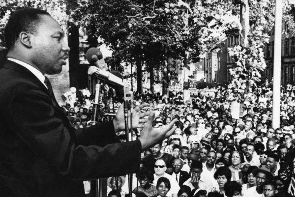 Girard College S Historical Connection To Martin Luther King Jr Wrti