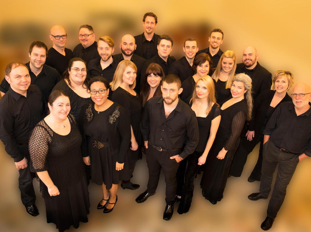 The Crossing Choir In Concert On WRTI Seven Responses Part 2 July