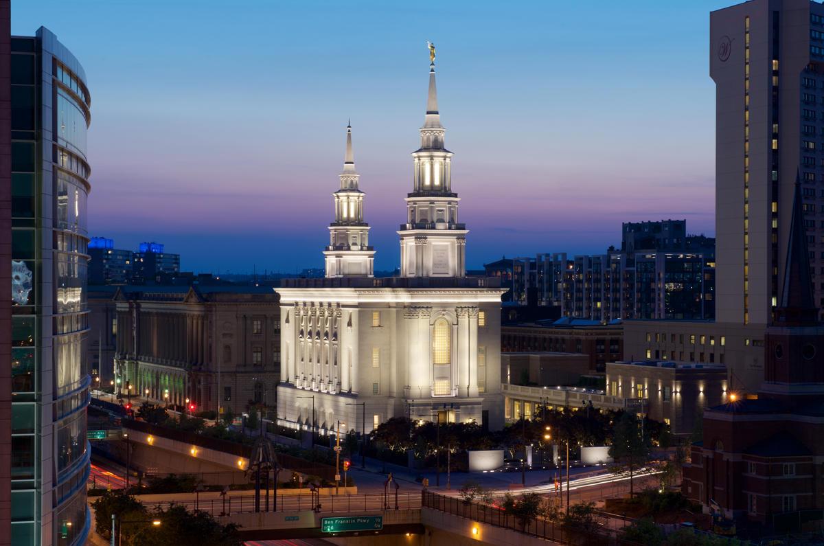 Inside Philadelphia S Mormon Temple Will Music Be Heard