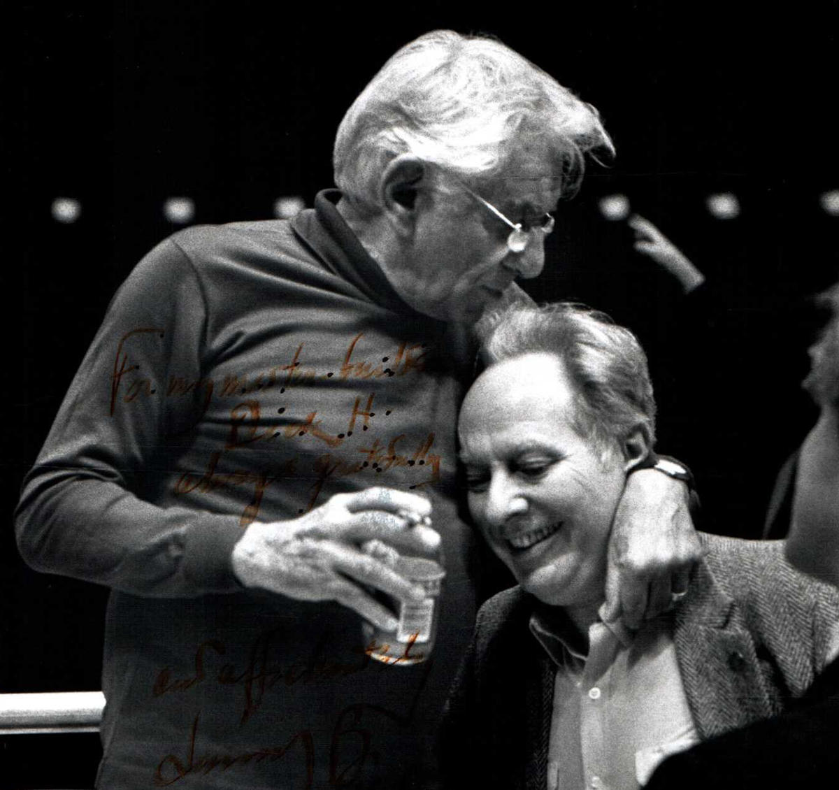 Leonard Bernstein Bernstein - The New York Philharmonic Orchestra New York Philharmonic Jeremiah Symphony - The Age Of Anxiety - I Hate Music! - La Bonne Cuisine