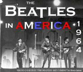 The Beatles In America - 1964