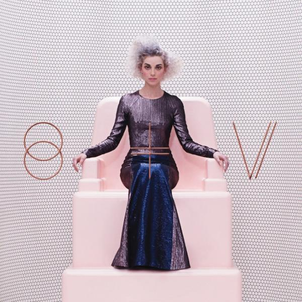St. Vincent's new one.