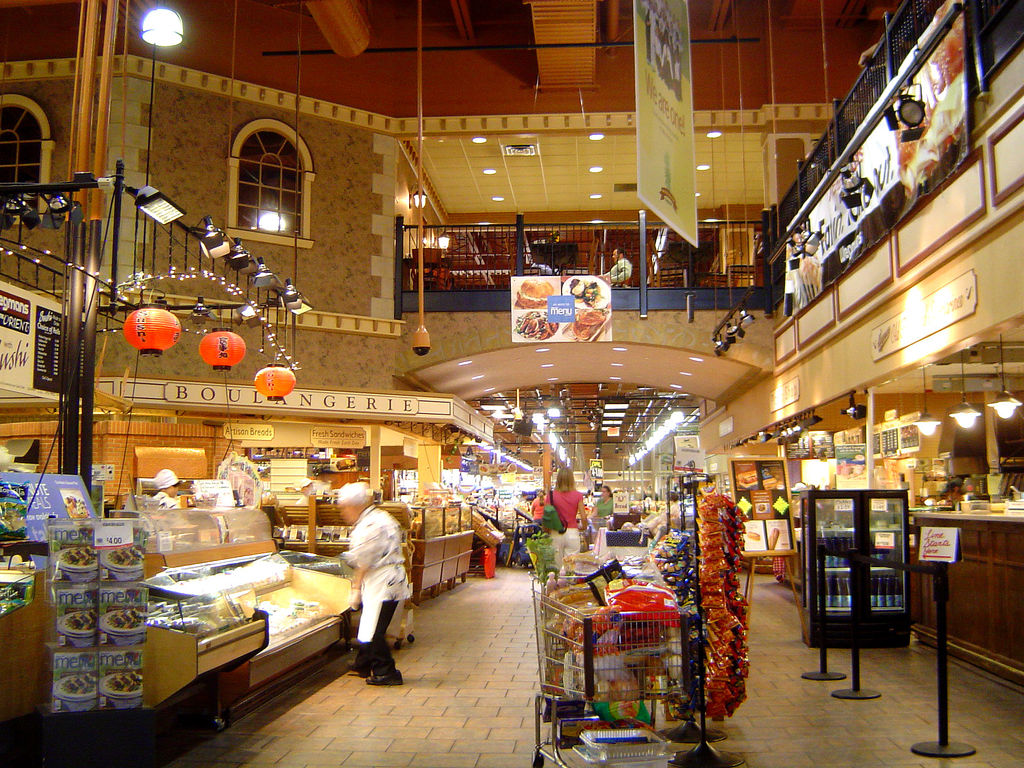 Wegmans takes a stance on genetically modified food wrvo for Food bar wegmans pittsford