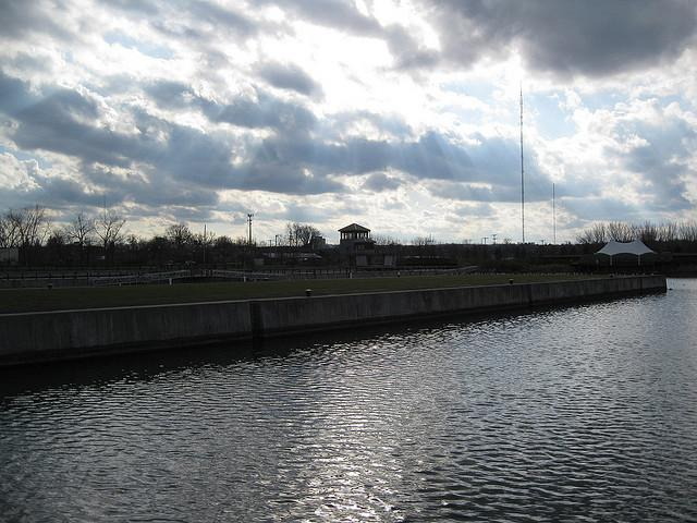 About $4.8 million in environmental remediation will be needed before construction begins.
