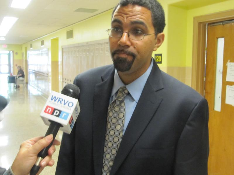 State Education Commissioner John King.