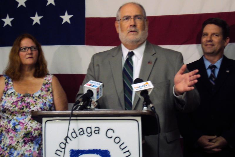 Republican John Sharon will challenge democratic Assemblyman Sam Roberts for the 128th district.