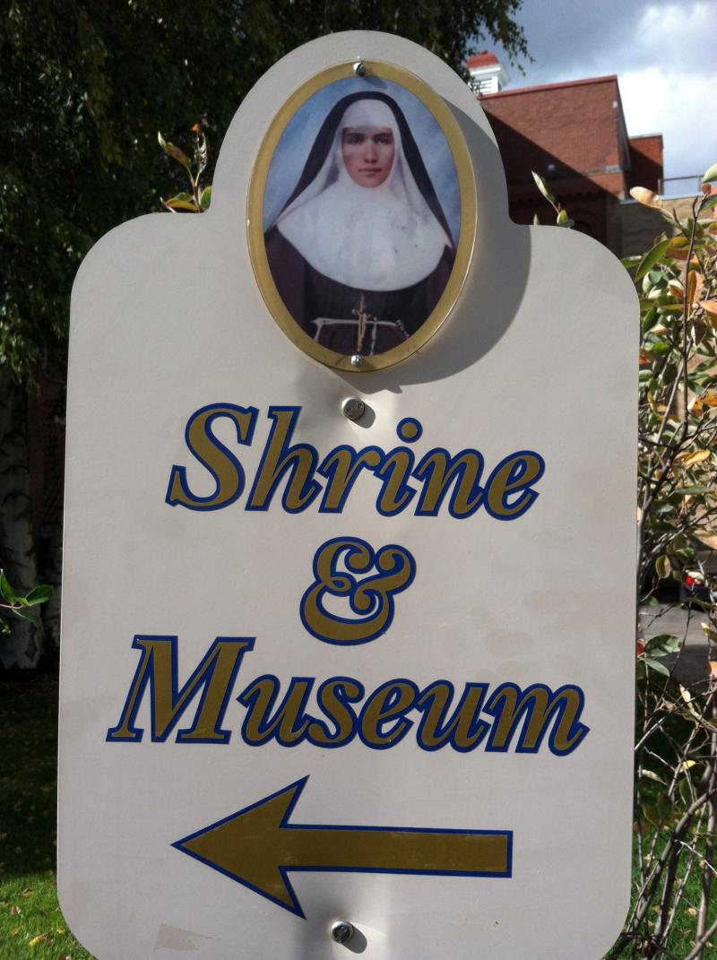 The Court Street museum dedicated to St. Marianne Cope will be seeing renovations.