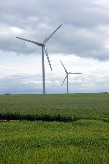 Strict new regulations for commercial wind turbines aim to send a clear message to BP.