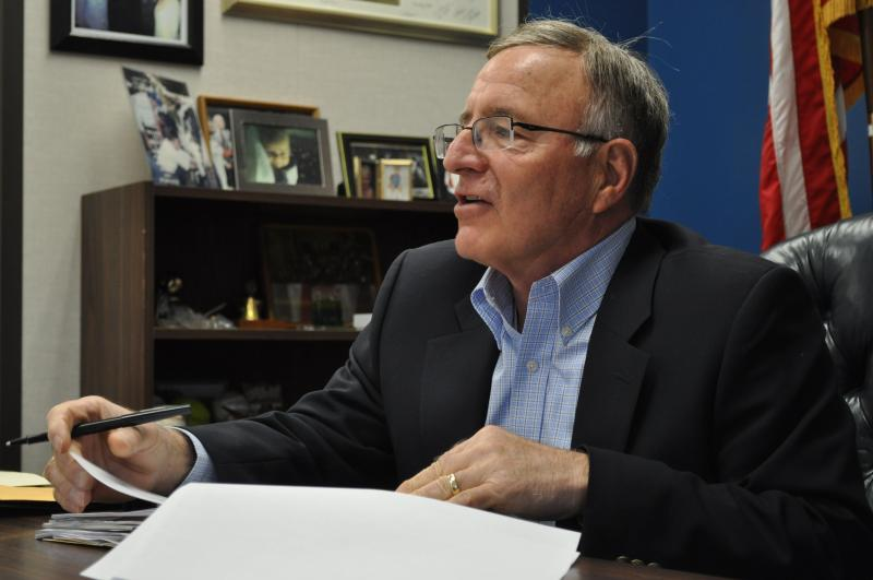 "State Sen. John DeFrancisco says the governor's abortion rights provision is a ""non-starter."""
