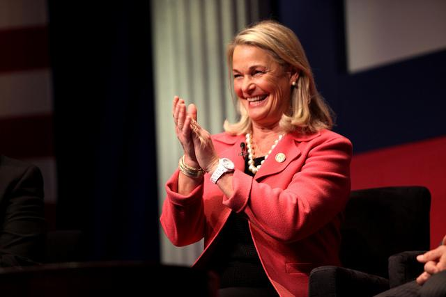 Ann Marie Buerkle speaking at the 2012 CPAC in Washington, D.C.