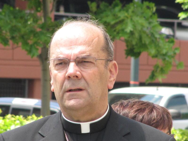 Diocese of Syracuse Bishop Robert Cunningham