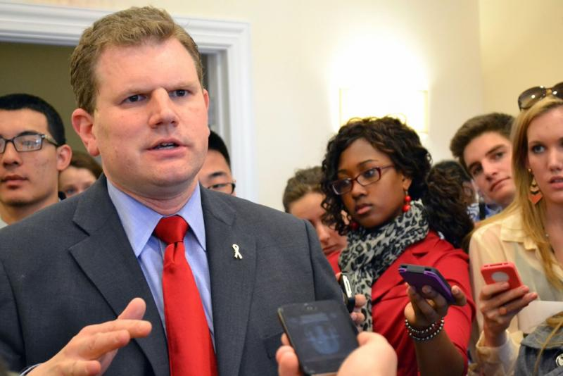 Rep. Dan Maffei, D-Syracuse, says he's dissapointed and shares in the fustration over the federal shutdown.