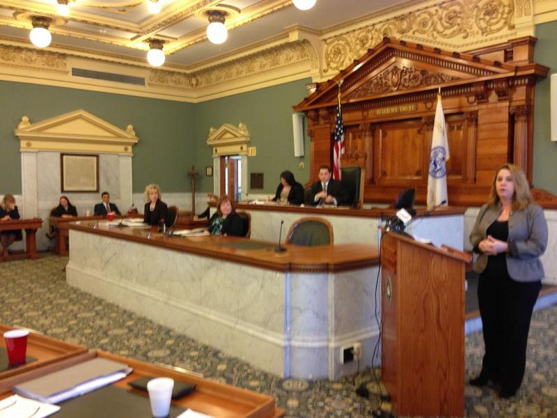Tuesday's Onondaga County Legislature meeting