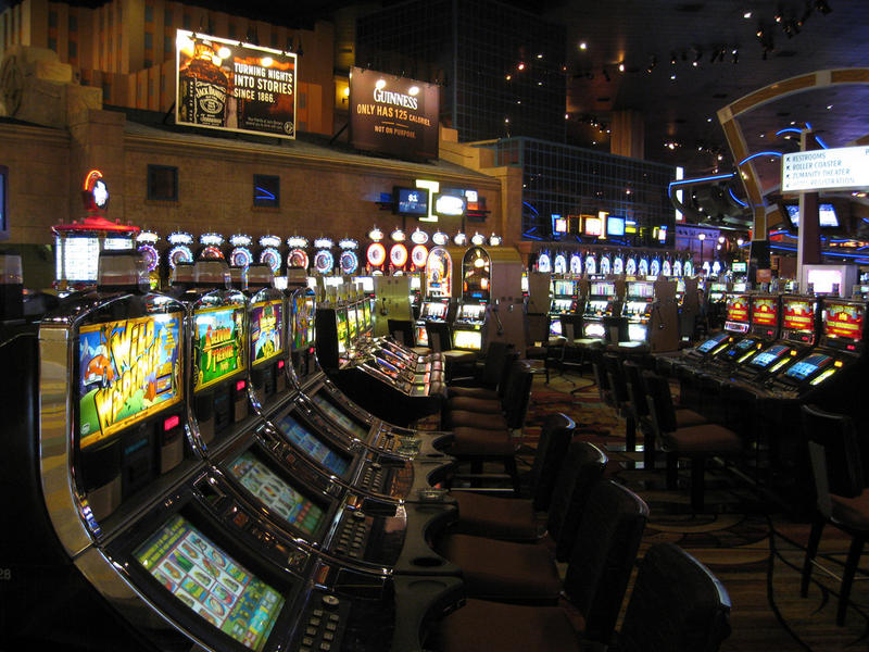 Gov. Andrew Cuomo wants to bring three casinos to upstate New York.