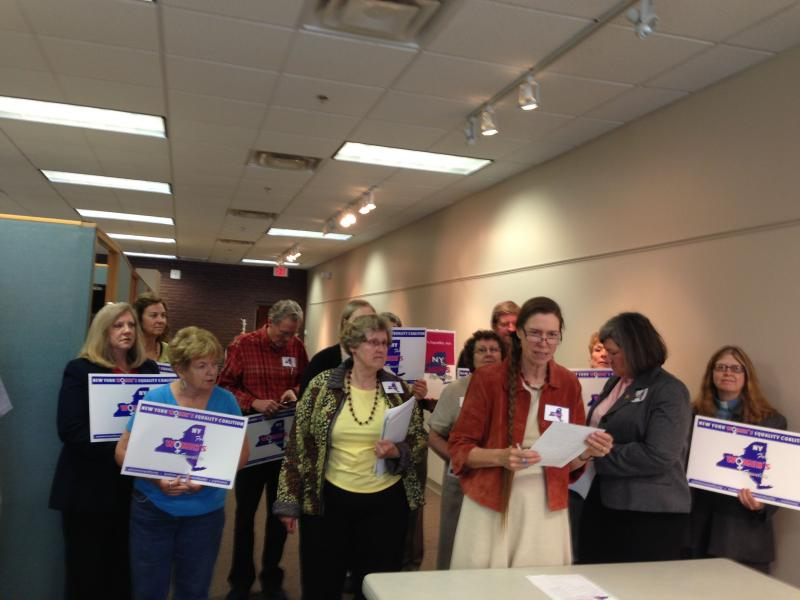 Cortland County women launch group to promote Women's Equality Act