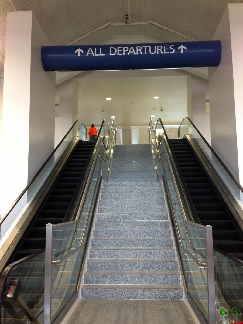 Hancock International Airport