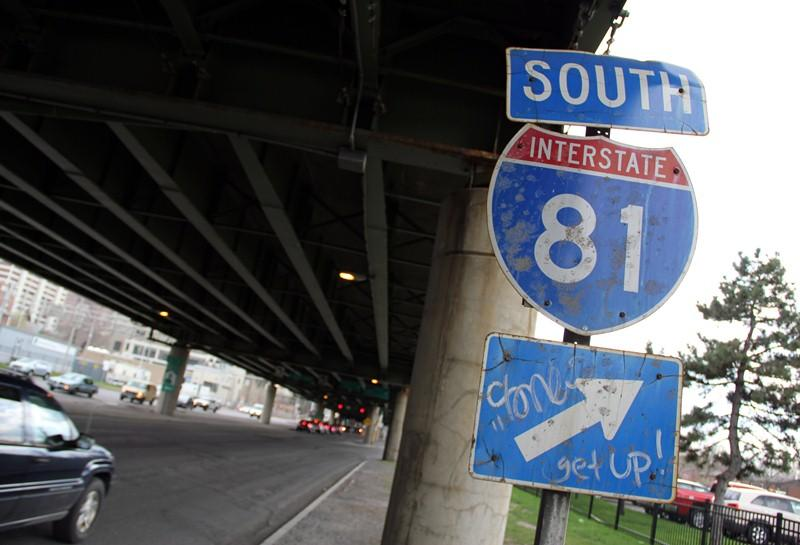 A series of neighborhood meetings will help the Department of Transportation decide I-81's future.
