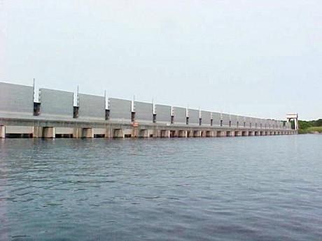 Iroquois Dam.