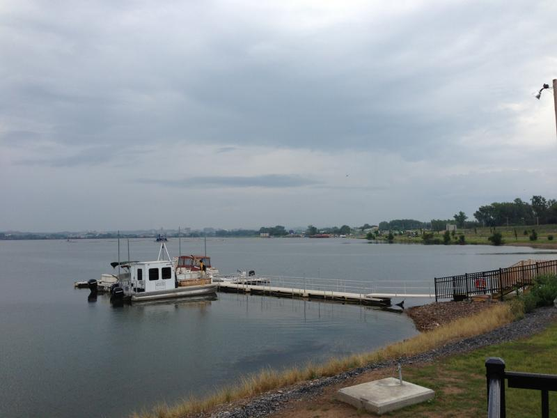 A portion of Onondaga Lake is being cleaned by Honeywell