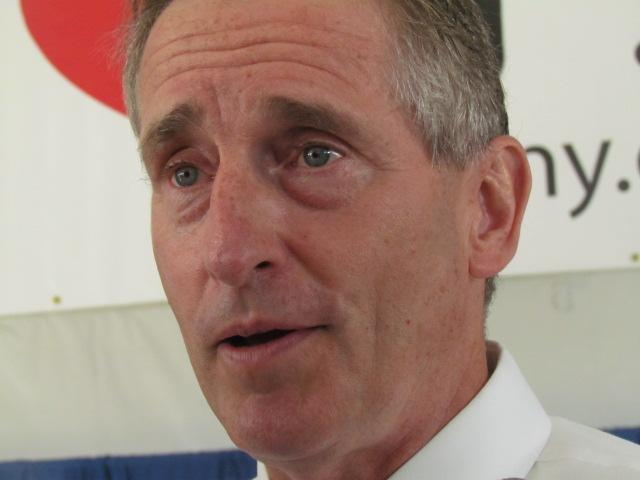 Lt. Gov. Robert Duffy. (file photo)