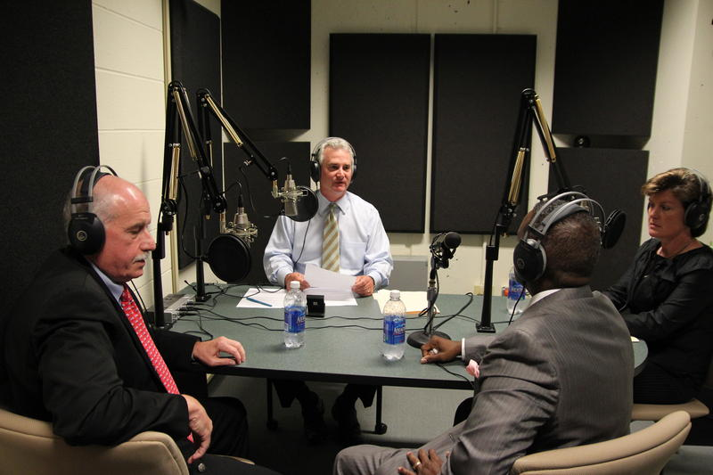 The democratic candidates for Syracuse mayor on WRVO's The Campbell Conversations