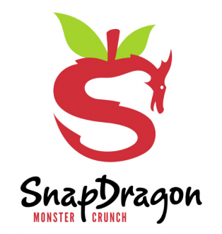 The official SnapDragon logo