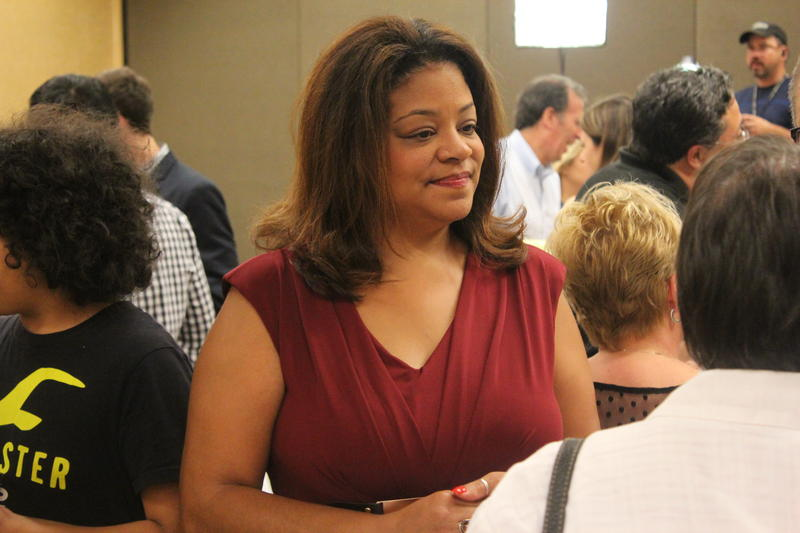 Syracuse-area State Assemblywoman Pam Hunter is the chair of the Onondaga County Democratic Committee