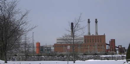 Dunkirk power plant