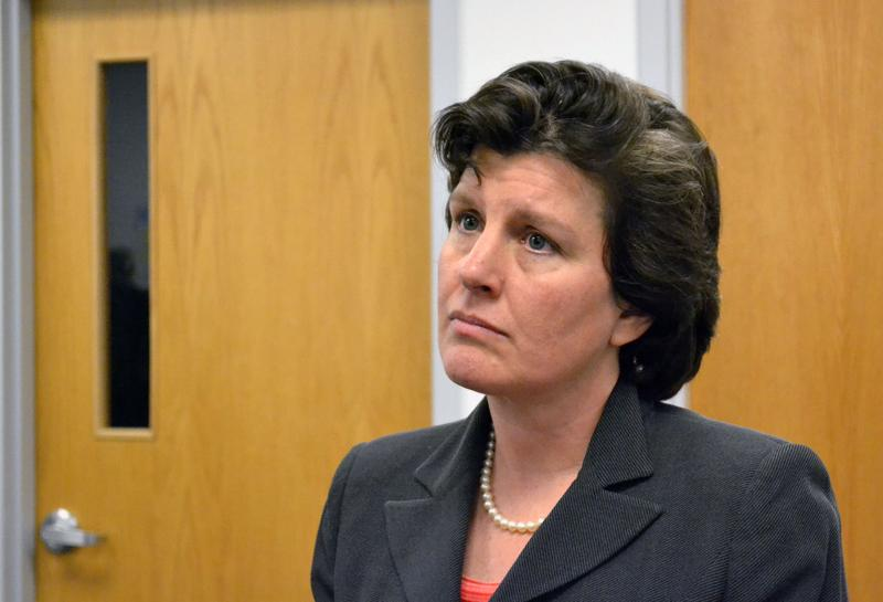 Syracuse Mayor Stephanie Miner answered resident's questions on Twitter Tuesday. (file photo)
