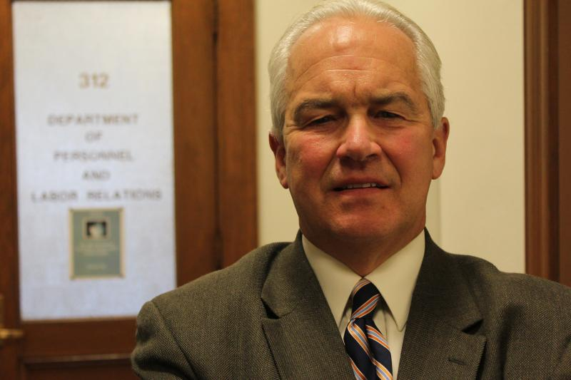 Jake Barrett, 62, is the incumbent in the race to represent the Syracuse City Council's 1st district.