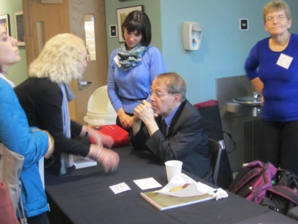 Author and Keynote Speaker Jonathan Kozol