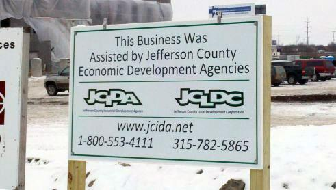 Business startup loans will be harder to come by in Jefferson County, as the Industrial Development Agency's micro-enterprise loan fund dries up.